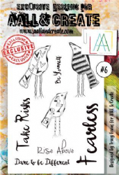 AALL and Create Clear Stamp Set #6